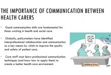 Photo of The Importance of Good Communication Between Patient and Health Professionals