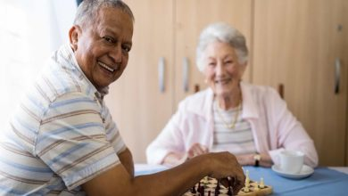 Photo of Fun social games for the elderly, to play online