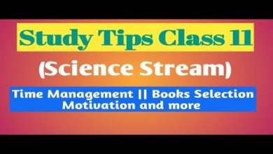 Photo of Preparation Tips for Class 11 Students