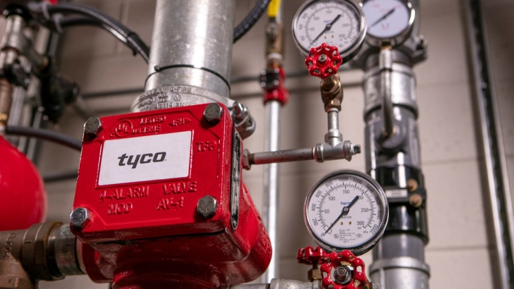 How Tyco Fire and Security Systems Address Fires | Densipaper